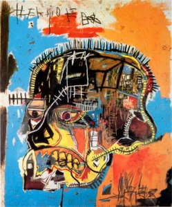 Untitled Jean-Michel Basquiat - 1984